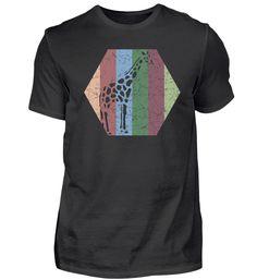 Giraffe Africa Giraffe T-Shirt Giraffe, Africa, Mens Tops, Fashion, Cotton, Moda, Giraffes, Fashion Styles, Fasion