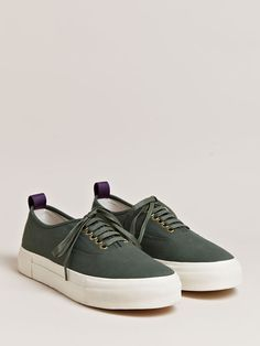 Eytys unisex Canvas Mother Sneakers