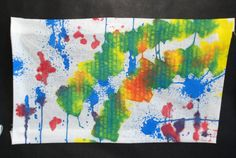 Adventures in Art: Color Field Painting