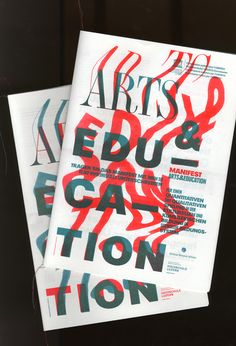Arts & Education, 2010  KRY graphics.