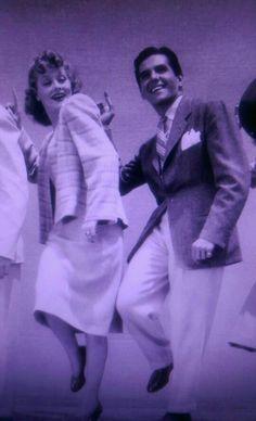 Lucille Ball & Desi Arnaz in Too Many Girls 1940