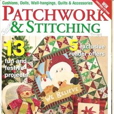 Patchwork & Stitching