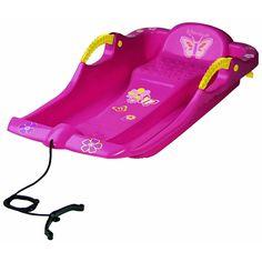 Vehicule pentru copii :: Saniute copii :: Planse derdelus :: Sanie Spider pink Alpen Gaudi