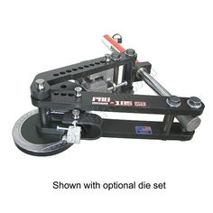 Pro-Tools Brute Hydraulic Tube Bender, Round Tubing, Pipe and Square  $1999.00