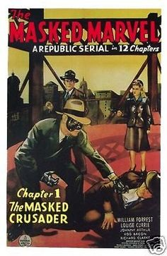 awesome THE MASKED MARVEL 12 CHAPTER CLIFFHANGER SERIAL DVD - For Sale Check more at http://shipperscentral.com/wp/product/the-masked-marvel-12-chapter-cliffhanger-serial-dvd-for-sale/
