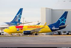 Air Transat C-GTQI Boeing 737-73S aircraft picture