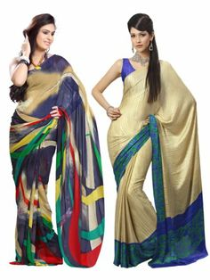 Fabdeal Women Indian Designer Printed Sarees Combo Pack only at http://www.amazon.com/dp/B00AA7PV70/ref=cm_sw_r_pi_dp_Cm.Jtb0ZEF618AFX