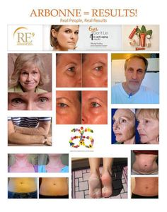 Look at those amazing results! Don't believe the pics? Try it! Arbonne has a 45 day money back guarantee! If you are not completely satisfied with a product, return it within 45 days for a full refund! Why not see for yourself?