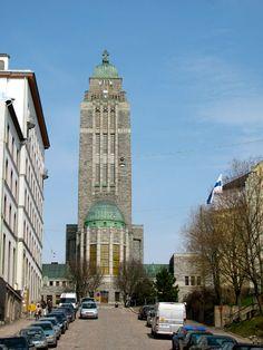 Kallio Church, Helsinki - Kallion kirkko