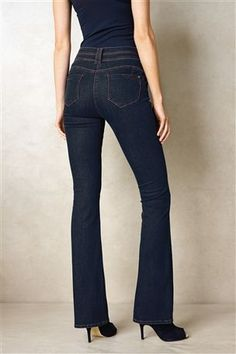High Waisted Bootcut Jeans For Women - Xtellar Jeans