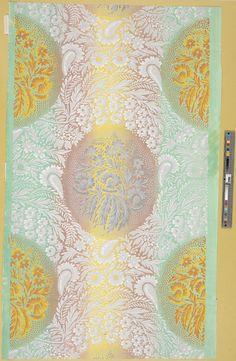Wallpaper |                           Zuber et Cie (Manufacturer) |              1972.98 --          Historic New England