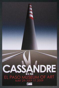 Cassandre Posters