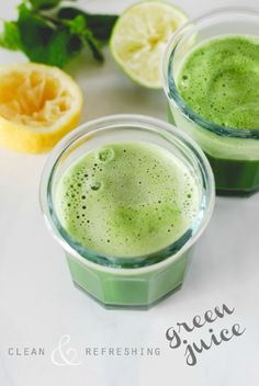 Clean and Refreshing Cucumber Mint Green Juice Simply Happenstance – Famous Last Words Tea Smoothies, Juice Smoothie, Smoothie Drinks, Healthy Smoothies, Healthy Drinks, Juice Drinks, Healthy Shakes, Smoothie Recipes, Green Juice Benefits
