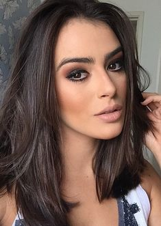 Cool Short Hairstyles for Women Very Short Hair, Short Straight Hair, Short Hair Cuts, Short Hair Styles, Best Ombre Hair, Ombre Hair Color, Blush Milani, Balayage Straight Hair, Balayage Bob