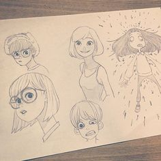 08182016 #art #artwork #artworks #draw #drawing #drawings #illust #illustration #sketch #pencil #instagood #love #photooftheday #girl #boy