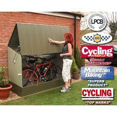 Ireland | Bike Storage | Bike Storage Shed | Bike Sheds | Mcldirect