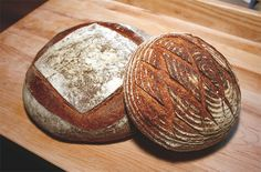 This week's fermented food podcast is about bread and sourdough baking! Listen now. 55:51