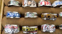 fiesta-hermosa-beach-2011-craft-art-fair-daniel-rolnik-argot-ochre-ring-soda-can-coke-starbuck-coors-light-rockstar-dr-pepper.jpg (3968×2232)