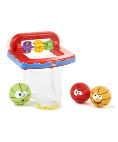 Another great find on #zulily! Little Tikes Bathketball Bath Toy Set by Little Tikes #zulilyfinds