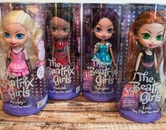 Beatrix Girls Dolls