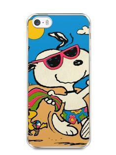 Capa Iphone 5/S Snoopy #1 - SmartCases - Acessórios para celulares e tablets :)