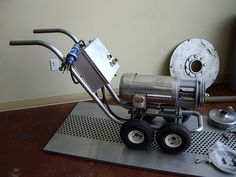 My Science Project, Science Projects, Tesla Generator, Tesla Turbine, Nikola Tesla, Technology, News, Motors, Alternative