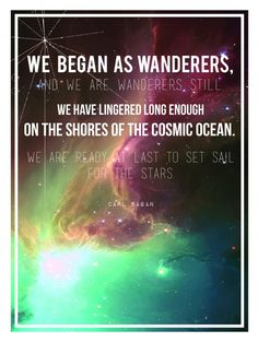 Pin for Later: Cosmic Quotes That Will Make You Feel Happy to Be Alive