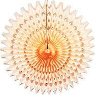 "Peachy 27"" XL Honeycomb Fan"