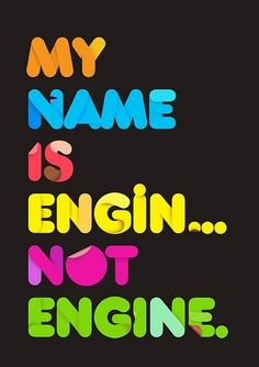 My Name is.. | Flickr - Photo Sharing!