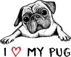 I <3 my pugs!!