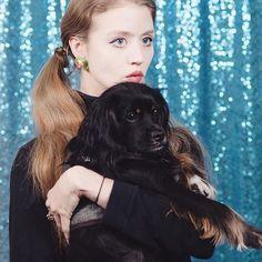 0 Allison Harvard, America's Next Top Model, Instagram Posts, Blue, Animals, Hair, Animales, Animaux, Animal
