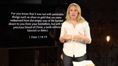 5 Minutes in the Word with Marian Jordan Ellis | 1 Peter 1:18-19 A Redeemed Girl Knows Her Identity