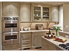 double oven corner cabinet kitchen pinterest your home improvements refference wall