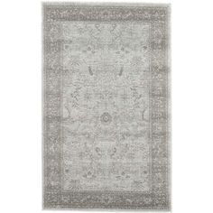 Found it at Wayfair - Imperial Gray Area Rug