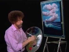 Bob Ross - Mystic Mountain - The Joy of Painting (Season 20 Episode 1) - YouTube