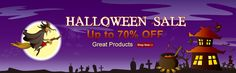 Reecoupons have set a wide range of different products for you to make your Halloween very Spooky and special this year. You can avail unlimited discounts and offers on numerous Halloween products like you can have Halloween Skull LED RC Quadcopter at just $36.99 Amazed to see this? This is not it.. You can have thousands of discounts like this if you visit Reecoupons Online. So don't waste your time just visit us and make your Halloween the best among all.
