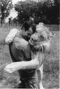 Christian the lion...love this story!