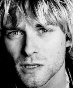 Kurt Cobain, Seattle, WA, US. 1992 Photograph by Charlie Hoselton