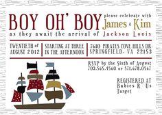 pirate baby shower invitations 7