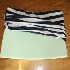 Kissenbezüge für's Paletten-Sofa – eine Anleitung – dreikah Cheer Skirts, Sofa, Fashion, Furniture From Pallets, Chair Pads, Balcony, Tutorials, Moda, Settee