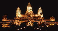 Lasers Unveil Secrets and Mysteries of Angkor Wat | Science News