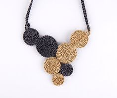 Necklace  - Planets and Moons - FREE SHIPPING