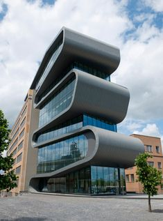 3-Dimensional Buildings #architecture #Koolhaas #OMA #Rem Pinned by www.modlar.com