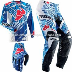 Win race with custom Mx Jersey Pants Motocross Dirt Bike Gear Set-JersyX off-Road Sublimated