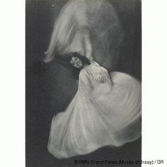 Anonyme,Loie Fuller dancing,© RMN-Grand Palais (Musée d'Orsay) / DR