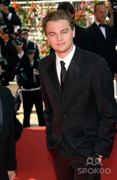Actor LEONARDO DiCAPRIO at the Cannes Film Festival to promote his new movie Gangs of New York. 20MAY2002. Paul Smith / Featureflash