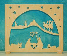 7219  Decoratie Kerst klein  (VE 2)