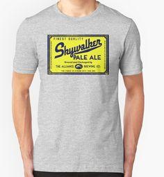 Skywalker Pale Ale by adastraapparel