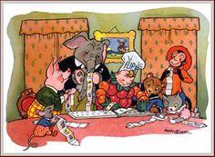 Flipje en zijn vrienden