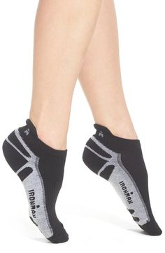 'Ironman Thunder Pro' Low Cut Tab Back Socks by #WIGWAM |#Nordstrom